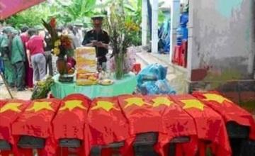 Tìm kiếm thông tin liệt sỹ đã hy sinh tại Thành cổ Quảng Trị