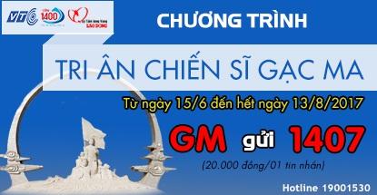 Trien khai chuong trinh Tri an chien si Gac Ma 2017