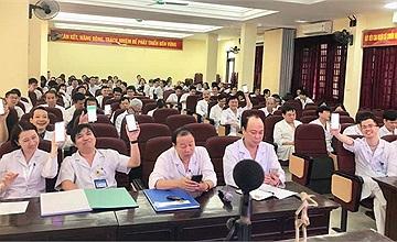 Chung tay nhắn tin hỗ trợ bệnh nhân lao