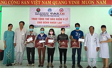 Hỗ trợ nhiều người bệnh lao nghèo từ chương trình năm 2019