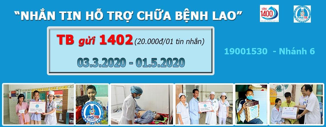 """Phát động chương trình """"Nhắn tin hỗ trợ chữa bệnh lao"""" năm 2020"""