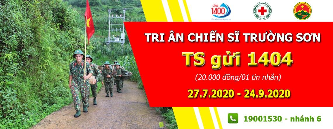 """Triển khai chương trình nhắn tin """"Tri ân chiến sĩ Trường Sơn"""" 2020"""