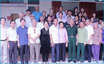 Hội Tri ân liệt sĩ Việt Nam tặng nhà tình nghĩa tại tỉnh Thanh Hóa
